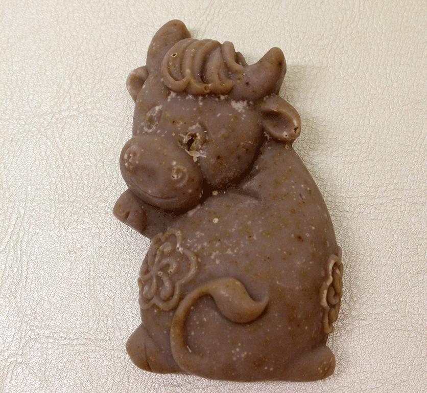 Kuh Malve-Hagebutte
